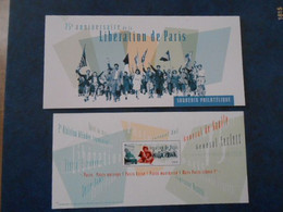 FRANCE BLOC SOUVENIR 157 LIBERATION DE PARIS** - Foglietti Commemorativi