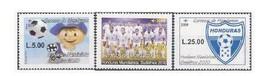 Soccer Football Honduras #1934/6 2010 South Africa MNH ** - 2010 – Sud Africa