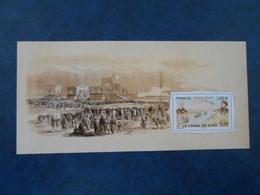 FRANCE BLOC SOUVENIR 158 CANAL DE SUEZ** - Foglietti Commemorativi