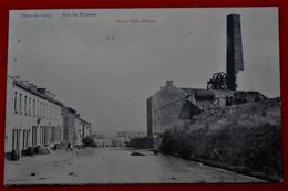 CPA 1914 Pont-de-Loup, Aiseau, Rue De Fleurus - Charbonnage - Aiseau-Presles