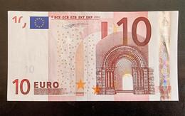 10 Euro Duisenberg R008 X06 Circ. Germany - 10 Euro