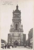 62 - Lens (Pas-de-Calais) - Avant La Guerre - L'Eglise - Lens