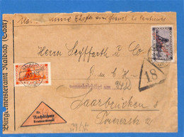 Saar 1932 Lettre De Nalbach (G2686) - Lettres & Documents
