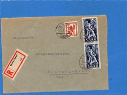 Saar 1953 Lettre De Elnod (G2690) - Lettres & Documents