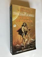 PRESSE POCKET S. F. N° 5282  TERRE CHAMP DE BATAILLE   LE SECRET DES PSYCHLOS   L. Ron HUBBARD   1988 - Presses Pocket