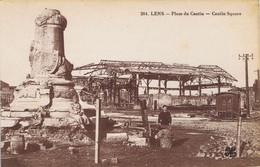 62 - Lens (Pas-de-Calais) - Place Du Cantin - Lens