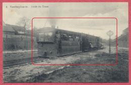 Neerheylissem Belgique Belgien : Arrêt Du Tram / Thème Transport Tramway à Vapeur - Original - Other