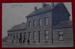 CPA 1923 Sauvenière, Gembloux - Station - Gare - Gembloux