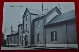 CPA 1911 Sibret, Vaux-sur-Sûre - La Gare - Vaux-sur-Sure