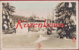 Noorwegen Norway Norge Norvege Ullevalseter Ullevaalseteren Nordmarken RARE Old Postcard CPA - Norway