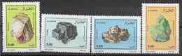 2002 ALGERIE 1315-18** Minéraux - Argelia (1962-...)