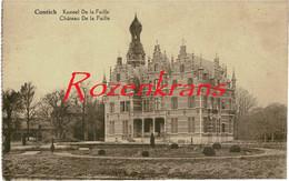 CONTICH KONTICH - Kasteel Chateau De La Faille CPA (In Goede Staat) - Kontich