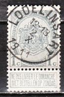 81  Armoiries - Bonne Valeur - Oblit. Centrale LODELINSART - LOOK!!!! - 1893-1907 Wappen
