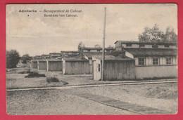 Adinkerke - Barakken Van Cabour - 1920 ( Verso Zien ) - De Panne