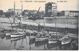 A/ 305           83      Toulon       Port Marchand  - Le Petit Port - Toulon