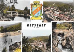 BESSEGES - Blason - Bessèges