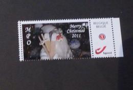 Mystamp MPO Kerstmis 2011 - Sellos Privados