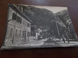 B751  Ulzio Via Monte Nero E Stazione Ferroviaria Viaggiat - Otras Ciudades