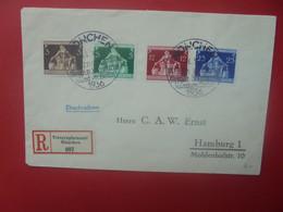 3eme REICH 1936 - Lettres & Documents