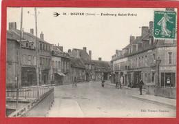 Nièvre - Decize - Faubourg Saint-Privé - Decize