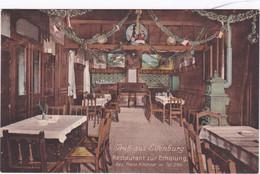 DC1243 - Ak Gruß Aus Eilenburg Restaurant Zur Erholung Besitzer Franz Kirchner - Eilenburg