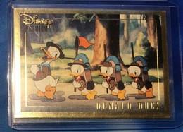 Disney Premium Skybox Donald Duck Good Scouts Trading Card P01 Promo - Disney