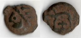 LEUQUES Bronze SANGLIER - Galle