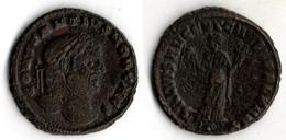 CONSTANCE I -293 306) Follis DEESSE DE CARTHAGE TENANT DES FRUITS - 6. La Tetrarchía Y Constantino I El Magno (284 / 307)