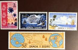 Samoa 1972 Discovery Anniversary MNH - Samoa