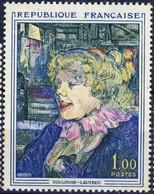 1426 La SERVEUSE ANGLAISE Tableau De Toulouse-Lautrec NEUF **   ANNEE 1964 - Neufs