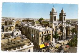 Tunisie -- TUNIS -- 1960--La Cathédrale...........timbre..cachet..griffe ..............à Saisir - Tunisia
