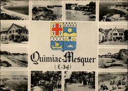 44 - QUIMIAC - MESQUER - Multi Vues - Mesquer Quimiac