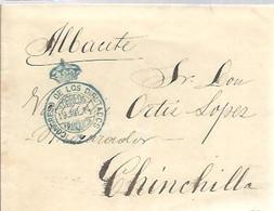 FRANQUICIA   CONGRESO DE LOS DIPUTADOS 1914 A ALBACETE - Postage Free