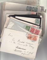 Briefe Nach Billerbeck Aus:Greven, Dornap, Alpen, Datteln, Münster, Hamm, Haselünne, Ahaus, Billerbeck, Köln, Berlin, Re - Covers & Documents