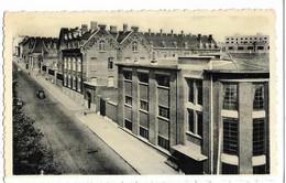 CHARLEROI (Belg) Caserne Trezignie (des Chasseurs) Ed Labdy, Cpsm Pf, Envoi 1958 - Charleroi