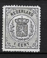 Pays-Bas YT N° 14 Neuf *. Belle Gomme D'origine. B/TB. A Saisir! - Ongebruikt