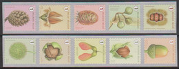 Boomvruchten (jaar/année 14/06/2021) XX (zie/voir Rolzegels/timbres Roulaux) -  Marijke Meersman - Unused Stamps
