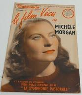 Michèle Morgan (le Film Vécu-cinémonde),envoi Offert. - 1950 - Heute