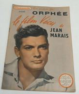 Jean Marais (le Film Vécu-cinémonde),envoi Offert. - 1950 - Heute
