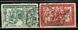 Moçambique, 1916, # 1/2, IPT, Used - Mosambik