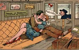 HUMOUR DANS LE TRAIN - Humour