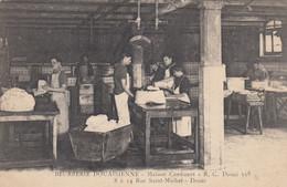 Douai.  Beurrerie Douaisienne. Maison Corduant. 8 à 14 Rue Saint-Michel. ( Carte Rare ) - Douai