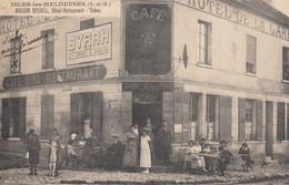 Isles-les-Meldeuses.  Maison Brunel, Hôtel-Restaurant - Tabac - Altri Comuni
