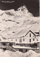 Aosta Valtournanche Cervinia Hotel Bucaneve Fg - Unclassified
