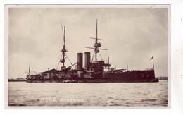 LOT CPA NAVIRE DE GUERRE H.M.S. HMS HIBERNIA - Guerra