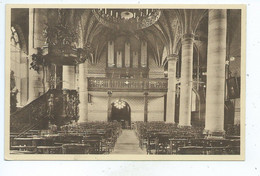 Bastogne Intérieur De L'Eglise Orgues - Bastogne