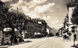 SUISSE MARTIGNY Ville, Carrefour Central - VS Valais