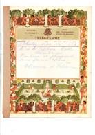 BELGIQUE TELEGRAMME DANSE DES ANGES - Telegraph