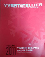 Catalogue YVERT & TELLIER OUTRE-MER VOL.1 2011 - Frankreich