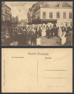 Carte Postale - N°3 Carnaval De Binche : Après Midi, Cortège - Binche